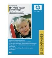 HP (Q8698A) Advanced Glossy Photo Paper A4, 50ks, 250 g/m2 papír