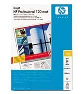 HP (Q6594A) Professional Matt Inkjet Paper A3, 100ks, 120 g/m2 papír