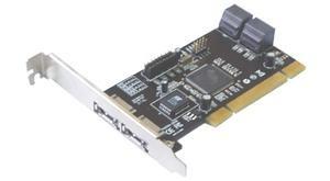 ST-LAB A-214 PCI 4port SATA2 řadič interní karta (2x Ext eSata + 4x Int)