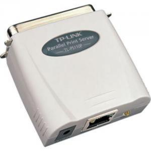 TP-LINK TL-PS110P Print Server single Parallel Port