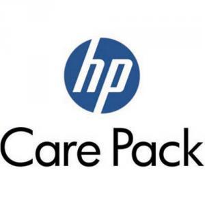 HP (U7882E) CarePack 5let PICKUP/RETURN k notebook 5330m, 6x60, 6360, 6460, 6560, 6660, 640, 645, 650, 655 (obecně pro non-volume NB s původní zárukou 1 rok)