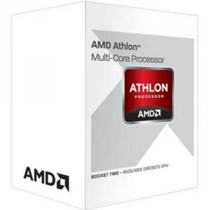 AMD cpu A4-7300 Box FM2 (3.8GHz / 4.0GHz, 1MB cache, 65W, 2x jádro, 2x vlákno)