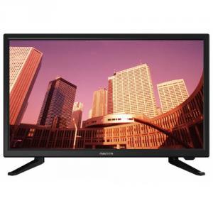 "MANTA LCD TV 24"" televizor s DVB-T/C tunerem (60cm, HD Ready, 1366x768, HDMI, USB, Scart, VGA, EPG, Teletext, repro 2x5W)"