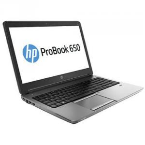 "HP NB ProBook 650 G2, i5-6200U 15.6"" FHD CAM, 4GB, 256GB, DVDRW, ac, BT, FpR, backlit keyb, serial port, 3C LL batt, Win 10 Pro downgraded"