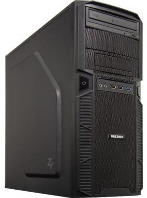 HAL3000 Zeus III / Intel i5-6500/ 8GB/ RX 470 / 120GB SSD + 1TB/ DVD/ W10