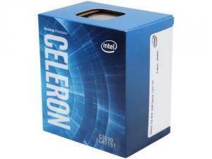 INTEL cpu CELERON G3930 1151 BOX 54W (Kaby Lake, 2.9GHz normal, 2x jádro, 2x vlákno, 2MB cache, grafika 610, virtualizace