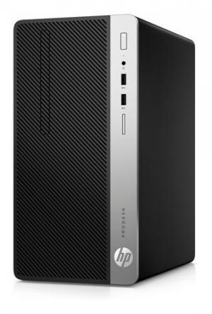 HP PC HP ProDesk 400 G4 Microtower, Win10pro64, intel i3-7100, 4 GB DDR4 ram, 500GB hdd, Intel HD, klávesnice+myš
