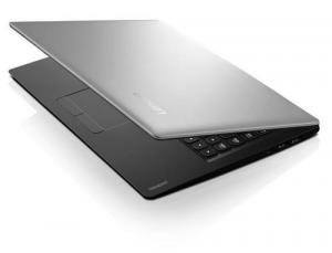 """LENOVO NB IdeaPad 100S-14IBR, 14.0"""" HD, Pentium-QC N3710 2.56 GHz , 4 GB, 32 GB eMMC, Win10, Stříbrný"""