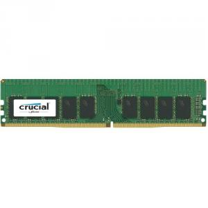 CRUCIAL 16GB DDR4 ECC Unbuffered 2400MHz CL17 1.2V Dual Ranked x8