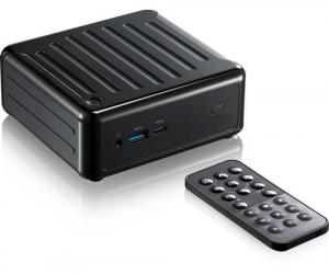 ASROCK BEEBOX-S 7200U/B/BB black černý (intel Kaby Lake i5-7200U, bez MEM, bez HDD, 2xHDMI +DPort, 7.1, GLAN, WiFi+BT, USB3.1, bez OS