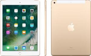 APPLE iPad 9.7in 128GB Wi-Fi + Cellular tablet CZ Gold (zlatý, Čip A9, Retina 9.7 LED)