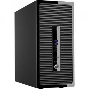 HP PC HP ProDesk 400 G3 Microtower PC, Win10pro64, intel i3-6100 core 3.70GHz, 4 GB DDR4 ram, 500GB hdd, Intel HD, klávesnice+myš