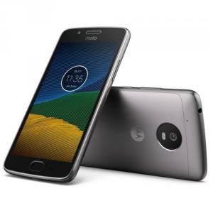 "LENOVO Smartphone MOTO G (5.Gen) Dual SIM, 5,0"" IPS, 920x1080, Octa-Core 1,4GHz, 3GB,16GB,13Mpx, LTE, Android 7.0, Grey"