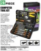 GOLDTOOL BOX GTK-050B sada nářadí 20ks (Computer Tool Kit)