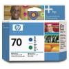 HP C9408A náplň č.70 blue + green (pro Designjet Z2100, Z3100 a Z3200)