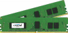 CRUCIAL 8GB=2x4GB DDR4 ECC Registered 2133MHz PC4-17000 CL15 1.2V Single Ranked x8