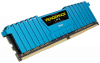 CORSAIR 16GB=4x4GB DDR4 2800MHz VENGEANCE LPX BLUE PC4-22400 CL16-18-18-36 1.2V XMP2.0 (16GB=kit 4ks 4GB s chladičem modrý