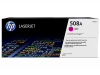 HP CF363A magenta toner č.508A malý cca 5000 str. (HP CLJ M552, M553, purpurová, ColorSphere 3 Jetintelligence )